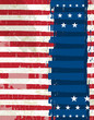 abstract usa background, vector