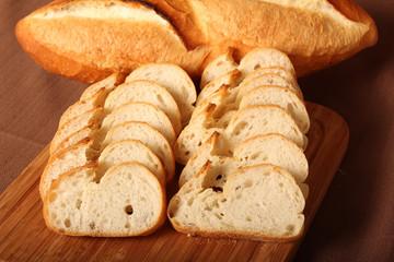 Freshly White Bread