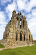 Whitby Abbey in North Yorkshire.