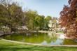Hofburg in Vienna (Austria) | Burggarten (Castle Garden)