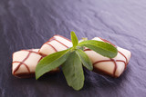 stevia as ingredient for white chocolate