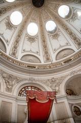 Hofburg in Vienna (Austria) | Hofreitschule (Indoors)