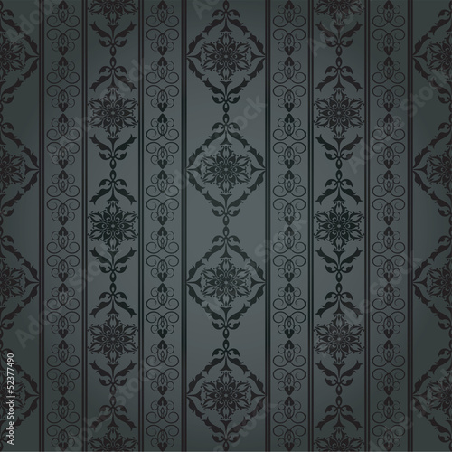 background retro: wallpaper, pattern, seamless, vector, vintage