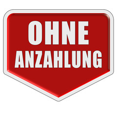 Marker rot OHNE ANZAHLUNG