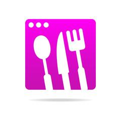 kitchen logo sign