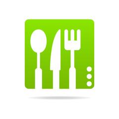 kitchen logo icon