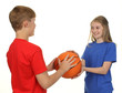 Basketball children