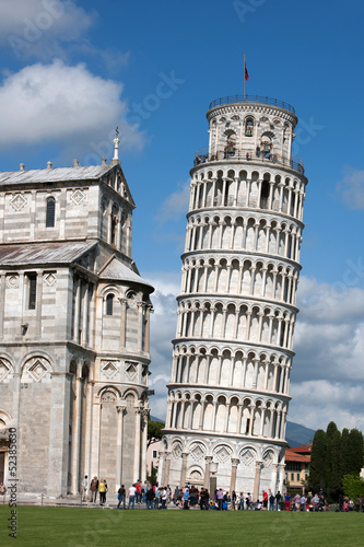 Leaning Tower of Pisa- Italy