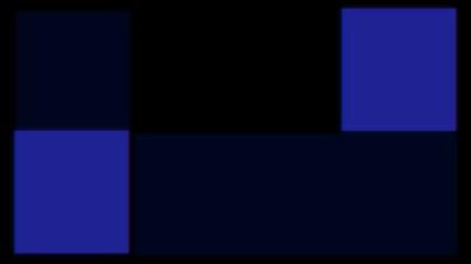 Rectangular pattern animations