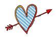 Oktoberfest, Herzsymbol