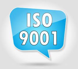Bulle : ISO 9001