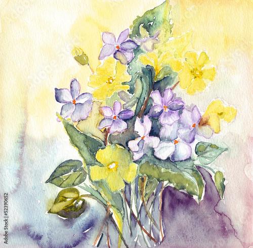 Spring Bouquet © Heidrun Gellrich