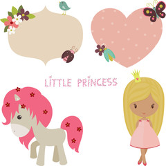 Princess set
