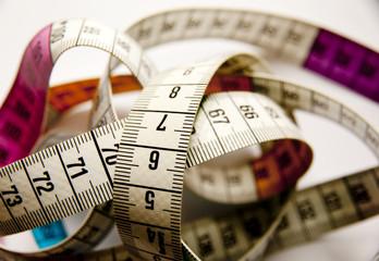 mètre ruban instrument de mesure