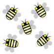 Five bee