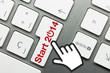 Start 2014 Keyboard Hand