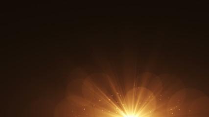 Light Overlay, film burn, lens flare transition