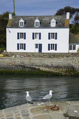 Port Lay, Ile de Groix, Bretagne