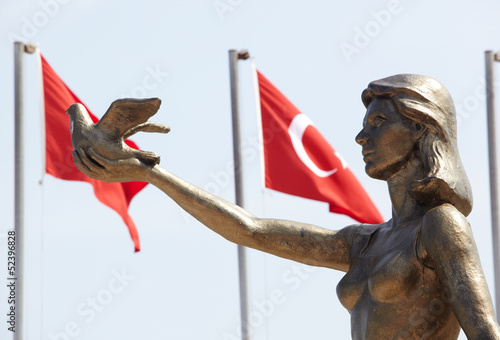 Turkish Peace Monument