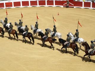 Caballería de la Guardia Real 2