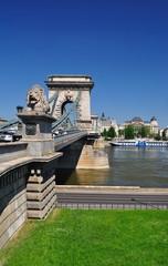 Budapest. Hungary. Bridge
