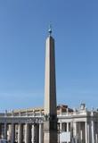 Obelisk in St. Peter's square