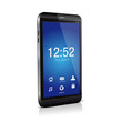 Vector smartphone with touch screen
