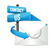 contact us email sign