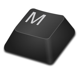 Computer Key M