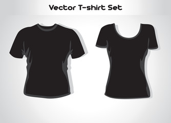 Vector illustration. T-shirt design template