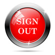 Sign out icon