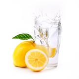 erfrischendes Wasser