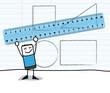 Géométrie : mesurer les figures