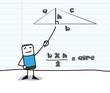 Géométrie : aire du triangle