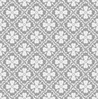 Seamless royal floral wallpaper