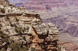 Gesteinsformationen des Grand Canyon