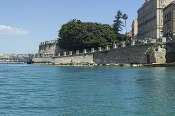 Siracusa, Sicily, Ortigia