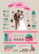 Wedding Vector Set With Graphi...