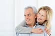 Smiling Mature Couple Vision