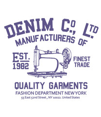 DENIM MANUFACTURES