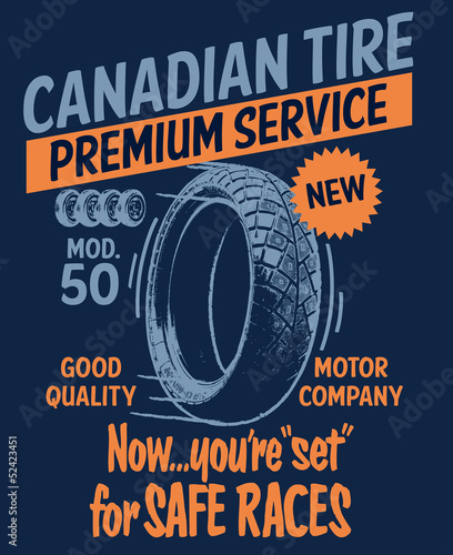 Canadian tire service