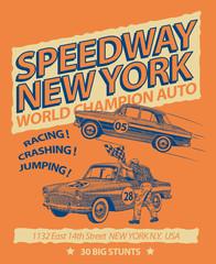 Speedway New York