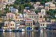 Port de Symi, île du Dodécanèse, Grèce - 52423818
