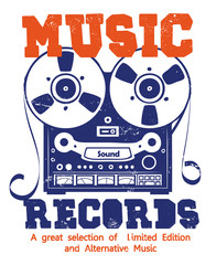 MUSIC RECORDS