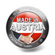 Made in Austria, like button