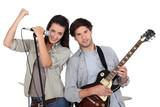 Teenage band