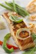 Gastronomie - Pavé de saumon grillé