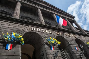 Hôtel de ville de Clermont Ferrand (63)