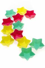 Silicone stars