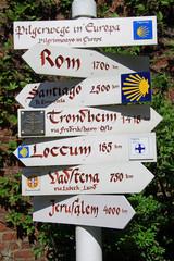 Europas Pilgerwege
